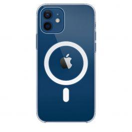 Coque transparente avec MagSafe pour iPhone 12   12 Pro