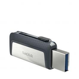 SanDisk - Clé USB-C à double connectique 128GB