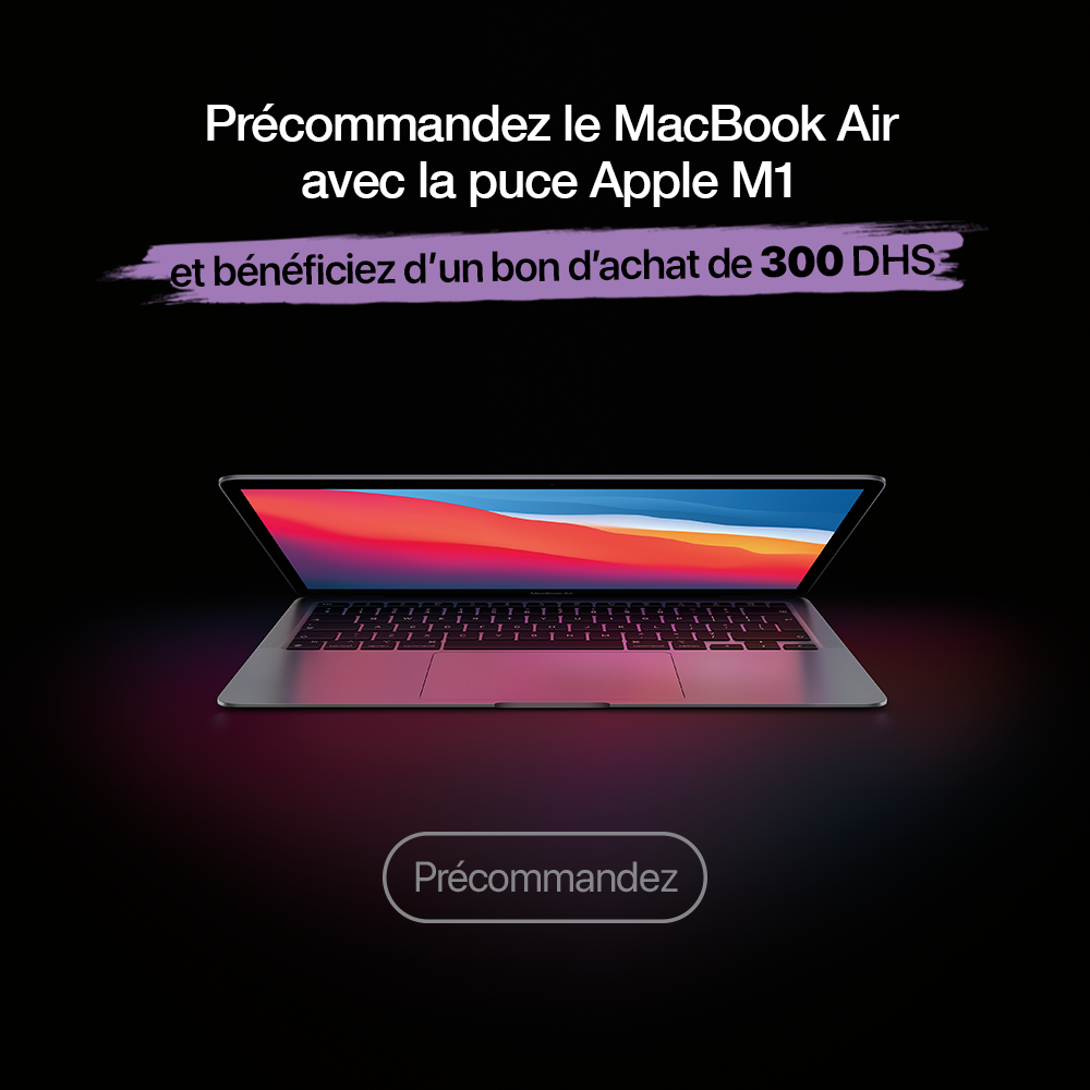 MacBook Air 13 Puce M1