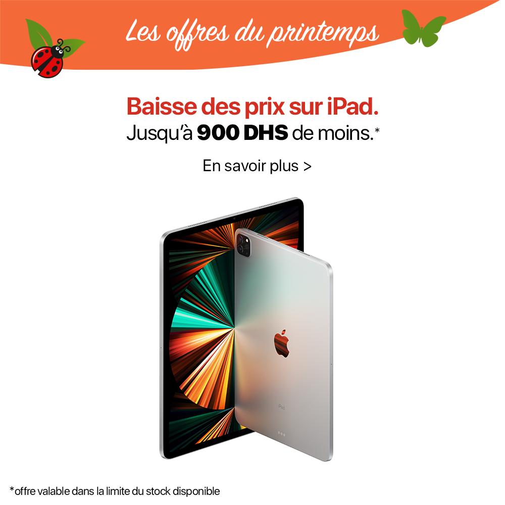 Offre iPad Pro